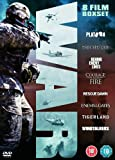 War Collection (Platoon, The Thin Red Line, Behind Enemy Lines, Courage Under Fire, Rescue Dawn, Enemy At The Gates, Tigerland, Windtalkers) [DVD]