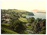 Photographic Print of Victorian Photochrom Bantry Bay County Cork, Ireland
