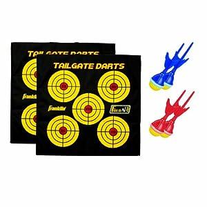 Franklin Sports Fold-N-Go Tailgate Darts by Franklin