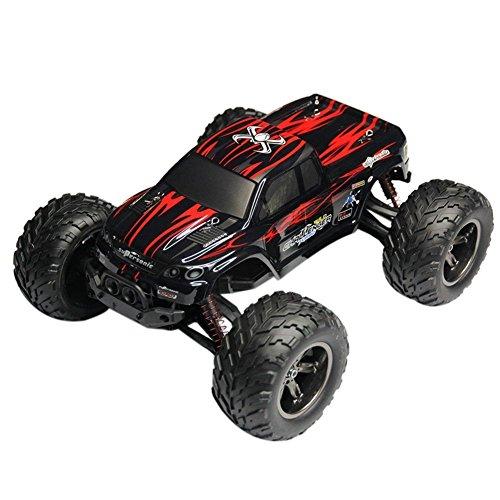 VANGOLD-24GHz-112-Ferngesteuerte-Autos-RC-Monstertruck-bis-zu-50kmh-schnell-und-100-Meter-Reichweite-96V-800mAh-Akkupack-rot