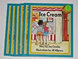 img - for Leveled Guided Reading Set - Ice Cream by Joy Cowley (6 copies) book / textbook / text book