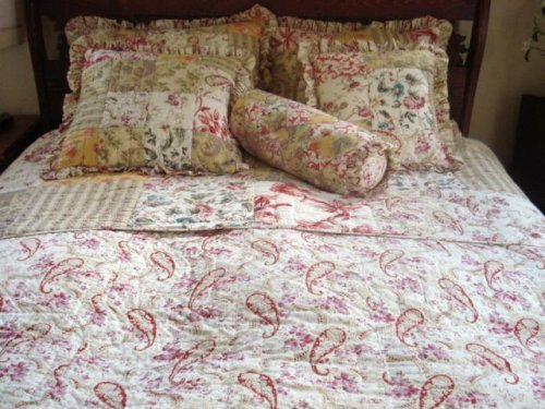 Paisley Quilts And Coverlets front-998936