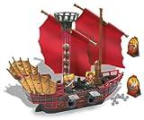 Mega Bloks Pirates of the Caribbean 3 Flagship Battlers -Empress