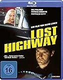 David Lynch: Lost Highway (Blu-Ray) [Import allemand]