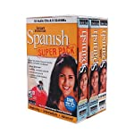Learn Spanish Instant Immersion Spanish Language Pack 16 CD / 5 CD-ROM