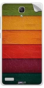 GsmKart XRN4 Mobile Skin for Xiaomi Redmi Note 4 (Red, Redmi Note 4-951)