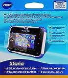 Vtech - 211549 - Jeu Électronique - Storio 2 et 3S- Film de Protection Écran