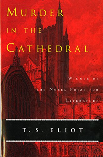 murder in the cathedral by t s Find great deals for murder in the cathedral by t s eliot (1964, paperback) shop with confidence on ebay.