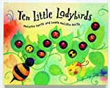 Melanie Gerth Ten Little Ladybirds