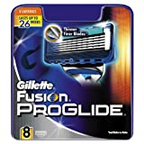 Gillette Fusion ProGlide Manual Blades 8-Pack