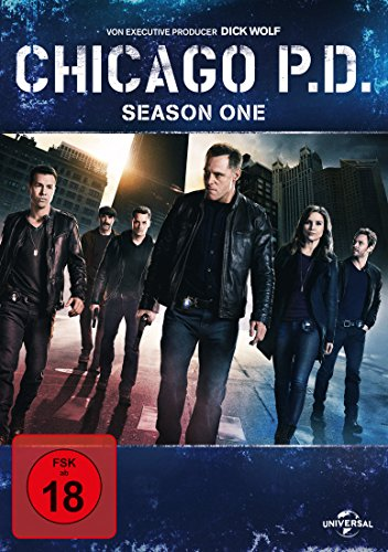 Chicago Police Department - Season 1 [4 DVDs]
