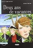 Deux ans de Vacances [With CD (Audio)]