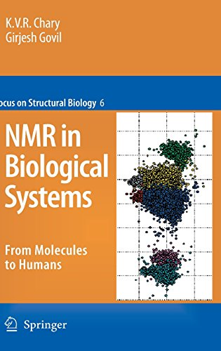 NMR in Biological Systems: From Molecules to Human (Focus on Structural Biology) PDF