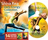Shiva Rea: Daily Energy Collection [DVD] [2009] [Region 1] [US Import] [NTSC]