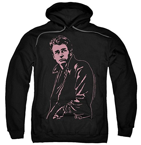 James Dean Coat Pull Over Hoodie (James Dean Coat compare prices)