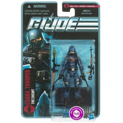 G.I. Joe Cobra Trooper The Enemy – City Strike – The Pursuit of Cobra – Actionfigur von Hasbro günstig