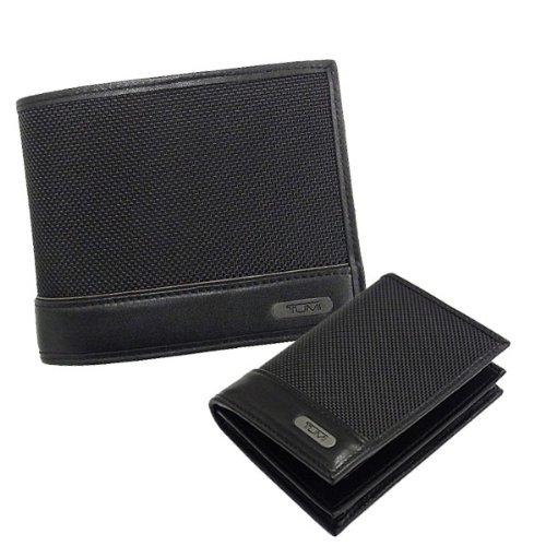 トゥミ TUMI 2点セット 折り財布 カードケース セット メンズ 0096-1402/01 0096-1670/01 【並行輸入品】