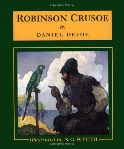 Robinson Crusoe (Scribner's Illustrated Classics)