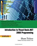 Introduction to Visual Basic.NET 2008...