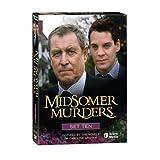 Midsomer Murders: Set Ten (Second Sight / Hidden Depths / Sauce for the Goose / Midsomer Rhapsody) ~ John Nettles