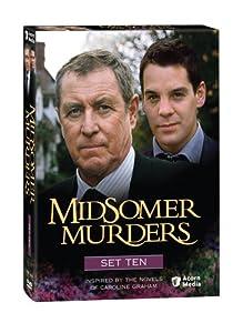 Midsomer Murders: Set Ten (Second Sight / Hidden Depths / Sauce for the Goose / Midsomer Rhapsody)