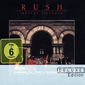 Moving Pictures - Deluxe Edition [CD + DVD-Audio] by Rush (2011) Audio CD