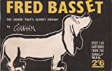 Fred Basset - The Hound That's Almost Human - No 1