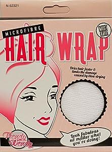 New Microfibre Hair Wrap Drying Bath Shower Head Towel