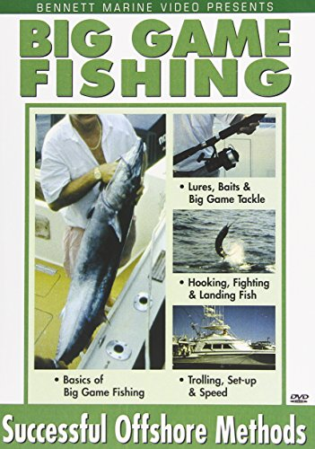 Big Game Fishing: Sucessful Offshore Methods [DVD] [Region 1] [US Import] [NTSC]