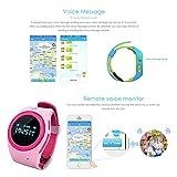 Ameter-G1-GPS-Tracker-Kids-Smartwatch-Anti-lost-SOS-GPS-Navigation-Social-Children-Watch-Phone-Blue