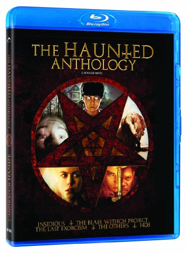 The Haunted Anthology (Insidious / the Others / the Last Exorcism / 1408 / the Blair Witch Project) [Blu-ray]