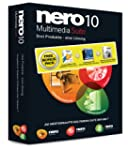 Nero 10 Suite + Bonus Pack