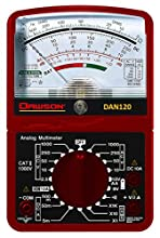 Dawson Tools DAN120 Analog Multimeter