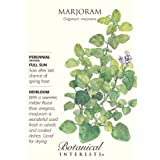 Sweet Marjoram Heirloom Seeds 400 Seeds
