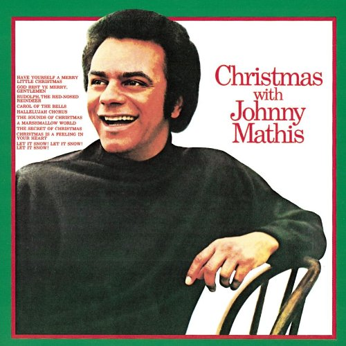 Johnny Mathis Christmas Album Johnny Mathis Christmas With