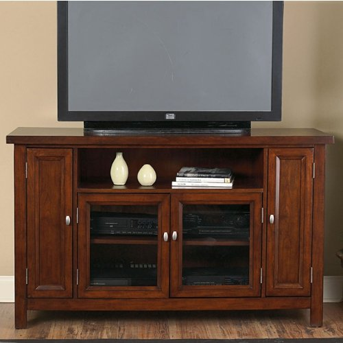 Cheap Home Styles Furniture Hanover 36″ High TV Stand (5532-10)
