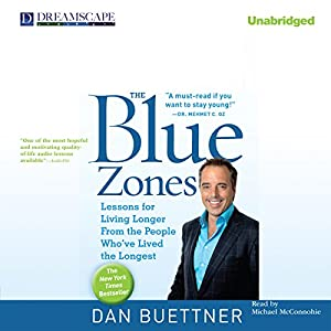 The Blue Zones Audiobook