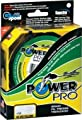 PowerPro Microfilament Braided Fishing Line - 500 Yards 2 Colors from Power Pro