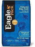 Eagle Pack Natural Dry Dog Food, Chicken & Pork Meal Formula, 30-Pound Bag