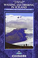 Walking and Trekking in Iceland (Cicerone Walking Guides) (Cicerone Guide)
