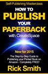 Self-Publishing Masterclass - HOW TO...