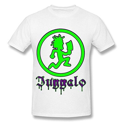 Kazzar men 39 s juggalo hatchet man logo t shirt m for Tenth avenue north t shirts