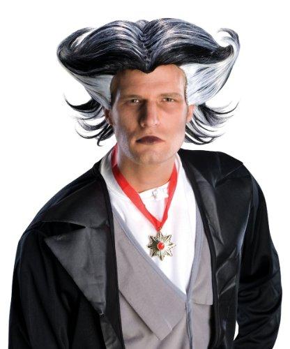 [Urban Vampire Wig 51887 (Black)] (Urban Vampire Costume)