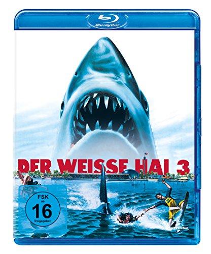 Der weisse Hai 3 [Blu-ray]