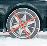 51yiPTEmx%2BL. SL160  AutoSock HP 785 Winter Traction Aid, For High Performance Tires
