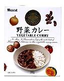 マスコット 野菜カレー(レトルト)200g