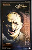 Sideshow Collectibles Texas Chainsaw Massacre 12 Inch Action Figure Leatherface