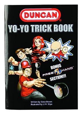 Duncan Yo Yo Trick Book from Duncan