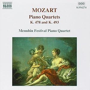 Mozart Klavierquartette KV 478 und 493