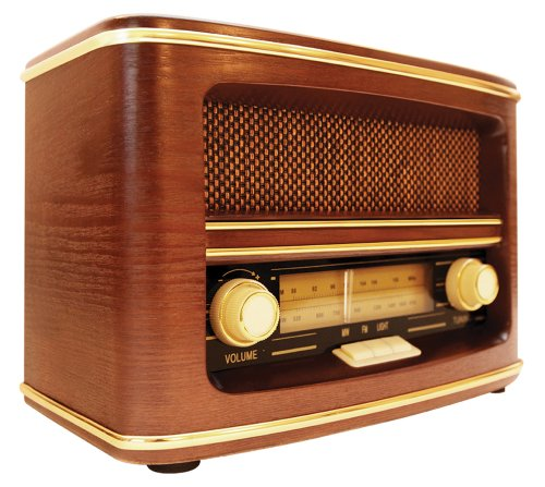 GPO Winchester 1950's Vintage Style AM / FM Radio